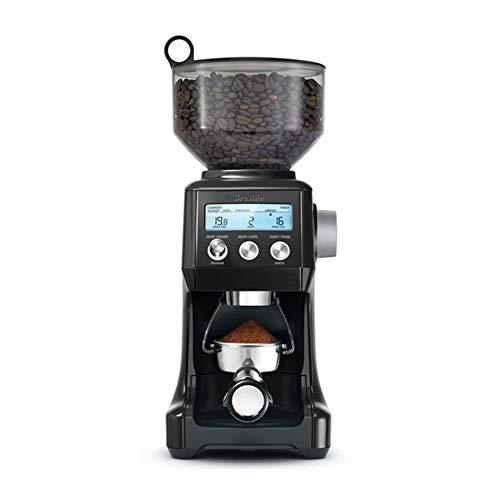 Breville The Smart Grinder Pro Espresso Coffee Bean Grinder - BCG820BKSXL - Black Sesame w/ 60 Precise Grind Settings