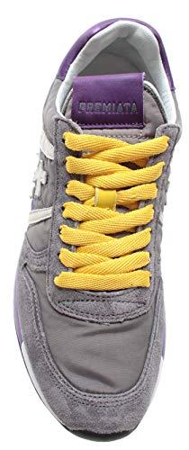 Sneaker kim Grigio Premiata Da Donna Kim 3323 Pre dzfwYq