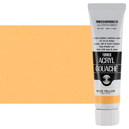 The 2 best maize yellow craft paint