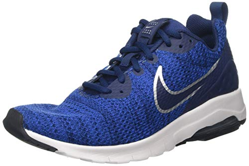 Le Le Multicolore Navy midnight Homme midnight Blue Navy Fitness gym gym gym Chaussures 001 Max Lw Nike Air Motion De x87BzP