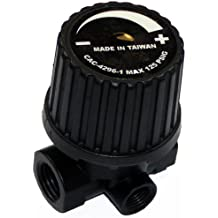 Porter Cable Air Compressor Replacement 3-Port Regulator # CAC-4296-1
