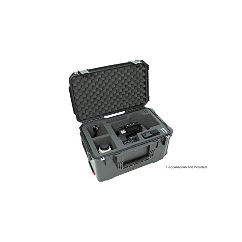 SKB 3i-221312BKU | iSeries Waterproof Case for BlackMagic URSA Mini Camera by SKB