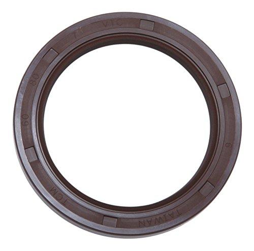 TCM 40X80X10VTC-BX FKM//Carbon Steel Oil Seal TC Type 1.575 x 3.150 x 0.394 1.575 x 3.150 x 0.394 Dichtomatik Partner Factory