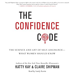 The Confidence Code Hörbuch