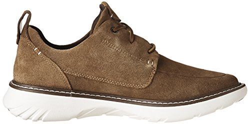 Sperry Top-sider Mens Element 3-eye Sportschoen Caramel Suede