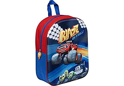 Blaze And The Monsters Mochila 3D