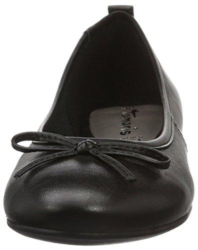 Tamaris Women's 22114 Ballet Flats Black (Black 001) sgjnygbe