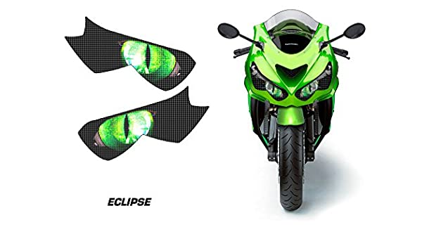 Amr Racing Sport Bike Faro Eye Graphic de vinilo Cubierta ...