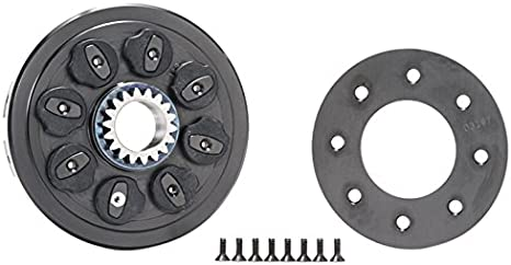 Hinson/Clutch/Components HC413 Complete Billet-Proof Conventional Clutch Kit
