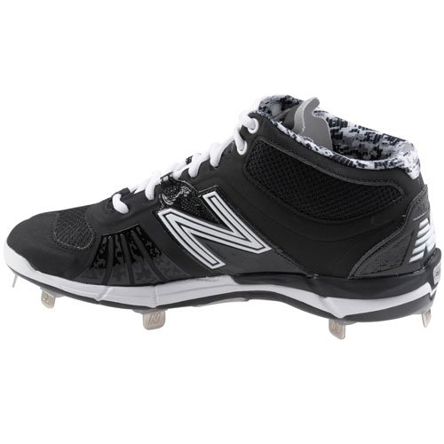 new balance men's m3000v2 mid metal cleats