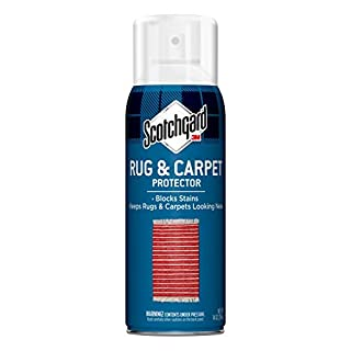 Scotchgard Rug & Carpet Protector, 84 Ounces Total (Six, 14 Ounce Cans)