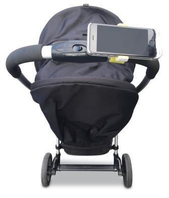 Slimline Stroller Holder Strong Silicon product image