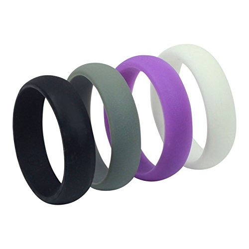 Womens Silicone Wedding Ring HonorGear