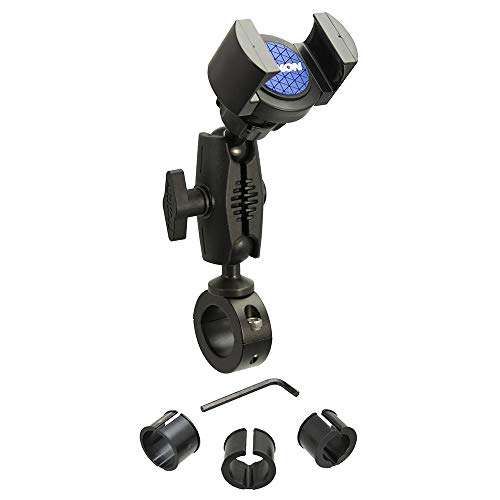 Arkon RoadVise 25mm Robust Aluminum Motorcycle Handlebar Phone Mount Black Retail