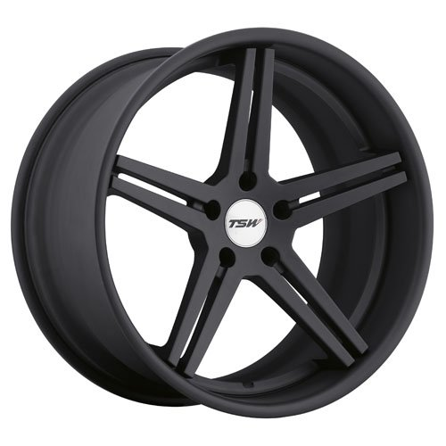 TSW Mirabeau Black 22X10 5x112 41et