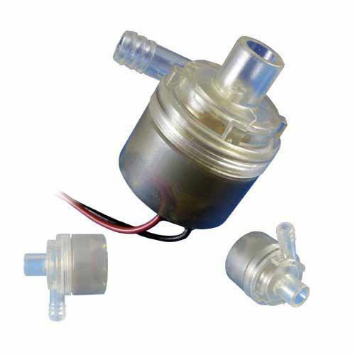 Lightobject EWP-2502HT12V High Temperature(100C) DC12V Mini Pump, 29 GPH, Food Grade