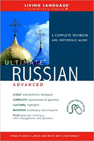 Ultimate russian advanced coursebook ultimate advanced living ultimate russian advanced coursebook ultimate advanced 1st edition fandeluxe