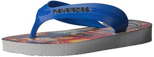 Havaianas Kids Heroes Sandal Grey