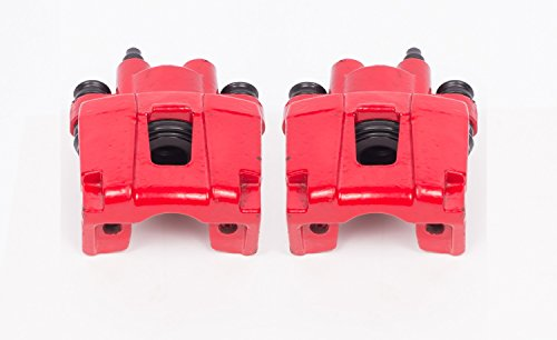(Power Stop (S4754) Performance Calipers, Rear)