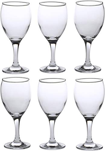 Somil Royal Look Wine Glass Set of 6