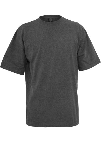 TB006 'Urban Classics' T-Shirt Tall Tee M-6XL (Various Colours), Größe:XXL;Farbe:charcoal