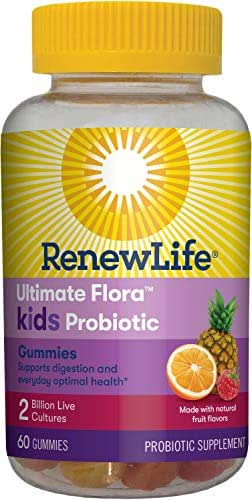 Probiotics: ReNew Life Ultimate Flora Kids Gummies