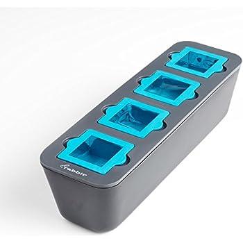 Rabbit Clear Ice Cube Tray