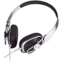 Moshi Avanti On-Ear Headphones - Black