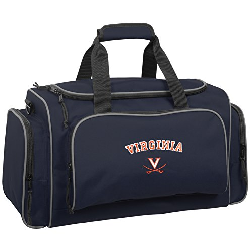 wallybags-virginia-cavaliers-21-inch-collegiate-duffel-navy-one-size