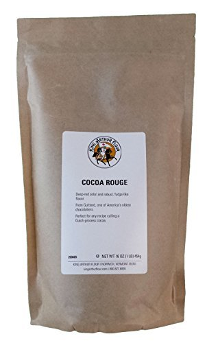 Red Cocoa (King Arthur Flour Cocoa Rouge - 16 Oz. (454g))