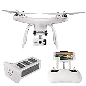 UPair One Drone with 4K Camera Bundle with Accessories (11 Items)