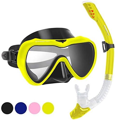Anti Fog Tempered Snorkeling Swimming Panoramic product image