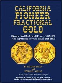 Book California Pioneer Fractional Gold