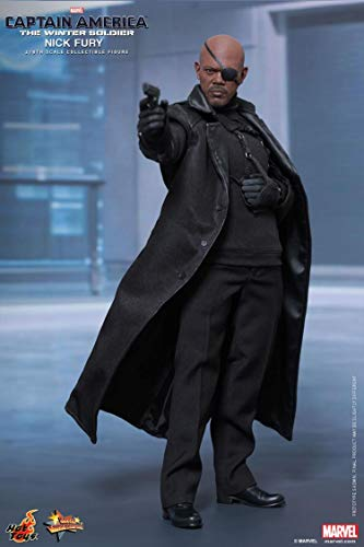 nick fury hot toys - 3