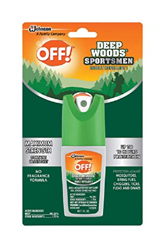 OFF! Deep Woods Sportsmen Insect Repellent I, 1 oz. (Pack of 12)