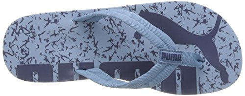 Femme V2 blue Puma Bleu Tongs Wns Blossom Epic Flip Indigo allure FF6q7Y
