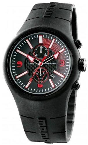 última venta comprar popular gran variedad de MOMO Design MD1009BK-41 - Reloj de Pulsera, Silicona, Color ...