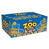 Austin Zoo Animals 2 oz, 36 pks. (pack of 4) A1