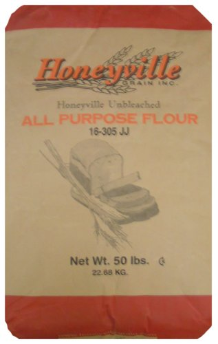 All Purpose Flour Unbleached - 50 Pound Bag