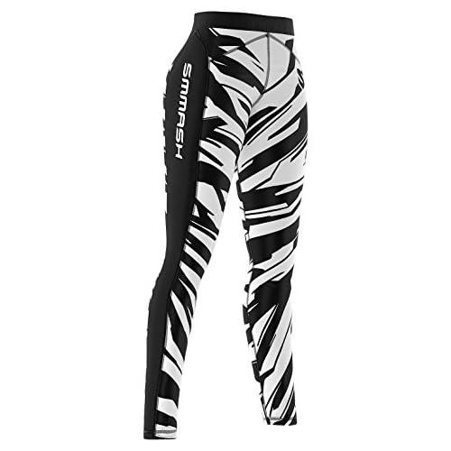 Smmash CrossFit Femme Leggings Long TRICKY