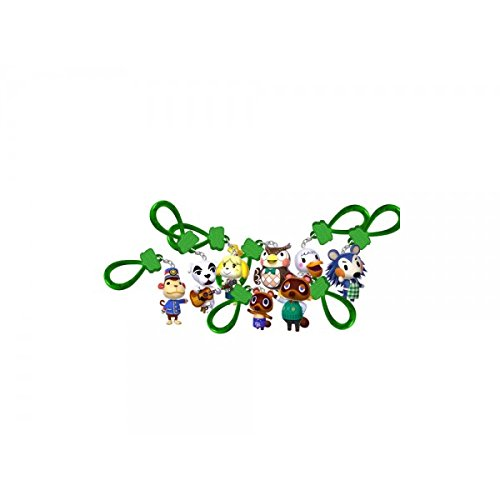 Paladone - Porte Clé Animal Crossing Backpack Buddies - 1 Sachet Aleatoire - 5055964703516