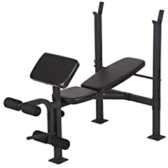Adjustable Weight Bench Workout