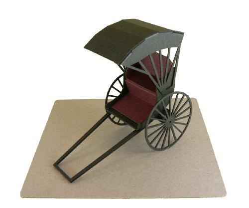 Miniatuart Petit rickshaw (MP01-06)