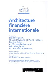 Architecture financière internationale par Fred Bergsten
