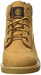 Timberland Baby 6 in Classic Ankle Boot, Wheat, 4 Medium US Toddler