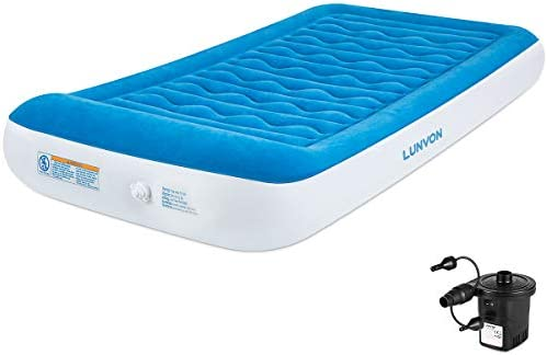 Lunvon Inflatable Mattress Anti LeakageRaised Rechargeable product image