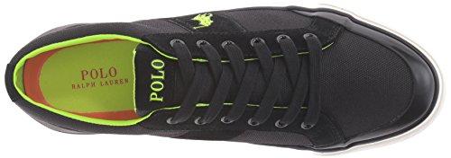 Polo Ralph Lauren Uomo Ian Fashion Sneaker Nero