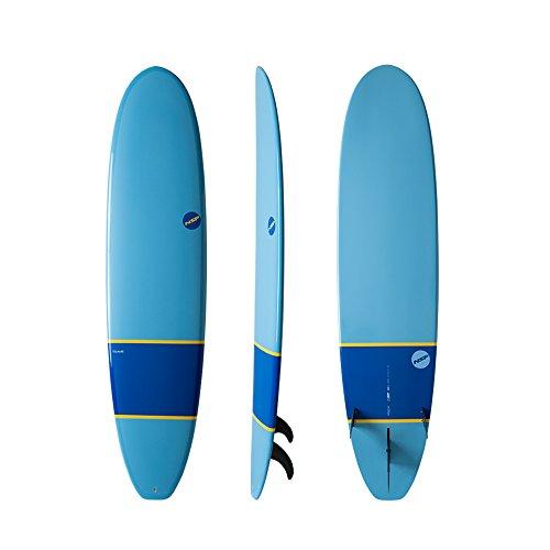 NSP Elements Longboard Surfboard | FINS Included | Durable All Around Long Board SURF Board
