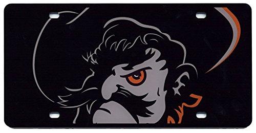 OSU Mega Phantom Pete License Plate