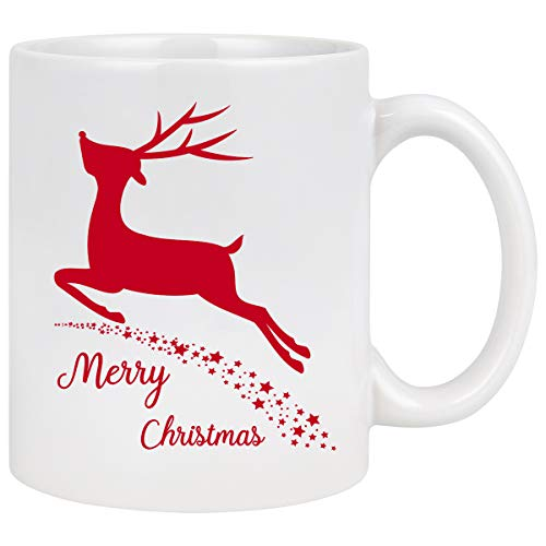 Christmas Coffee Mug Merry Christmas Coffee Cup...